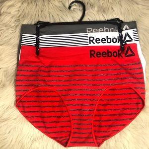 1124b5e7ff3e Reebok Intimates & Sleepwear | New No Show Workout Running Thong L ...